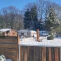 Winterwonderland im Brauke